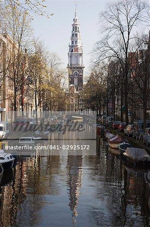 Zuiderkerk church, Amsterdam, Netherlands, Europe