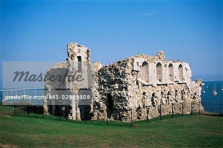 Sandsfoot Castle, Weymouth, Dorset, England, United Kingdom, Europe