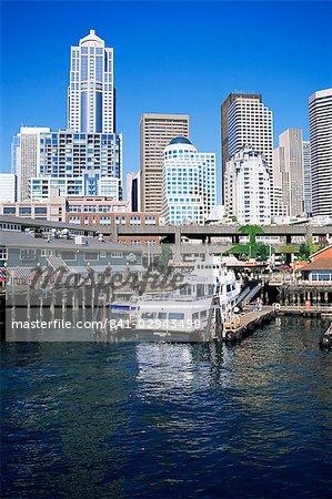 Seattle, Washington État, États-Unis d'Amérique, l'Amérique du Nord