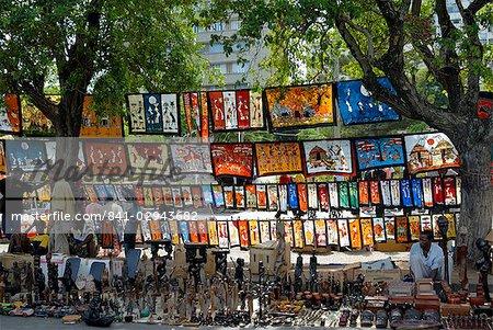 Maputo Crafts Market, Mosambik, Ost-Afrika, Afrika