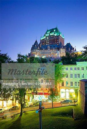 Château Frontenac, Québec, Québec, Canada