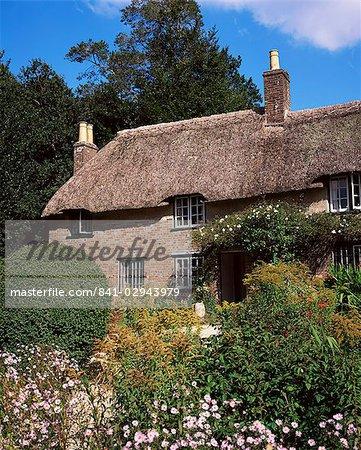 Cottage de Thomas Hardy, Bockhampton, près de Dorchester, Dorset, Angleterre, Royaume-Uni, Europe