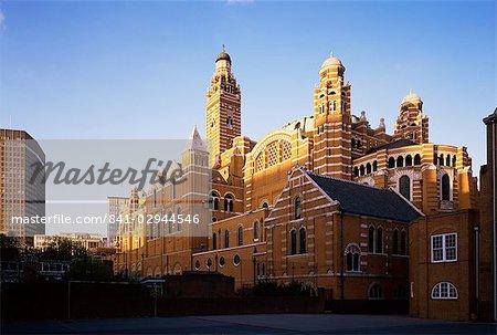 Cathédrale de Westminster, Westminster, Londres, Royaume-Uni, Europe