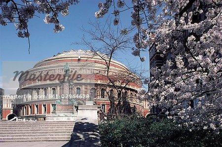 Le Royal Albert Hall, Londres, Royaume-Uni, Europe
