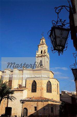Gandia, Valencia province, Espagne, Europe