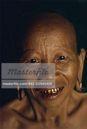 Kayan tribe, Rumah Apan, Sarawak, Malaysia, Southeast Asia, Asia