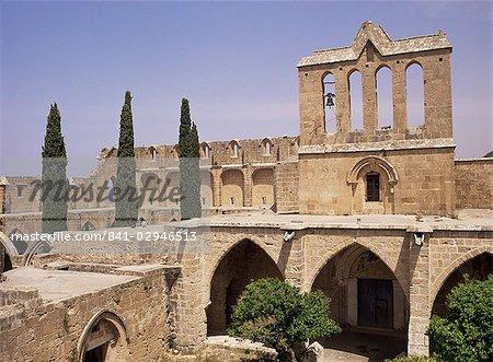 Bellapais Abbey, France, Europe