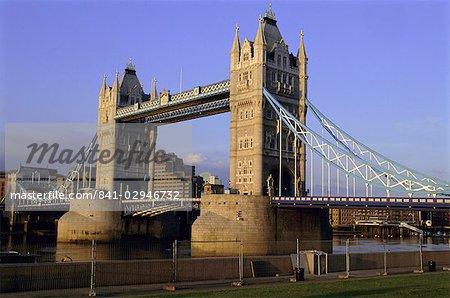 Tower Bridge, Londres, Royaume-Uni, Europe