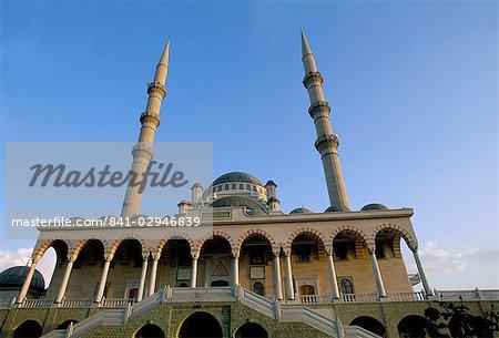 Mosquée de Alaettin Camii, Konya, Anatolie, Turquie, Asie mineure, Asie