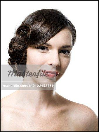 Frisuren 40er jahre
