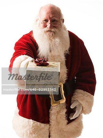 donner un cadeau de Noël
