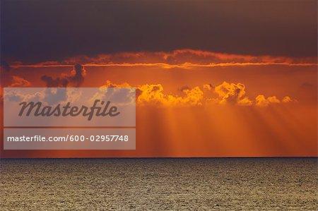 Paysage marin, Bretagne, France