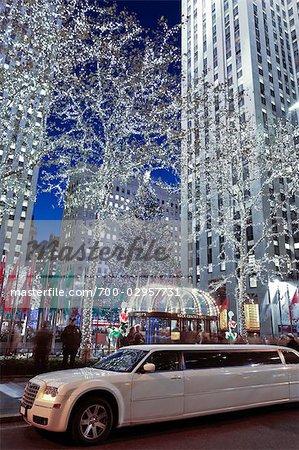 Rockefeller Center, Manhattan, New York, New York, USA