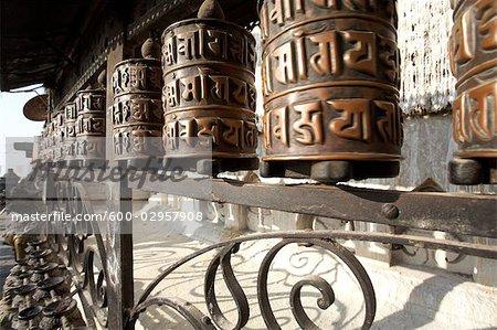 Monkey Temple, Kathmandu, Népal