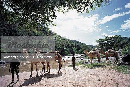 River Uaso,Ol Malo,Kenya