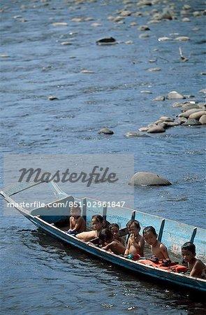 Rejang River,A Kapit,Sarawak,Borneo,Malaysia