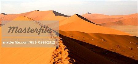 Sossusvei Desert Dunes Namib Desert