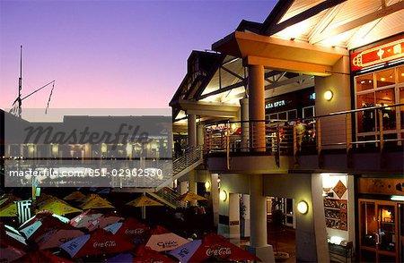 Victoria Wharf Shopping centre, Afrique du Sud