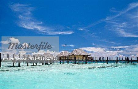 Manihi, Pacifique Sud