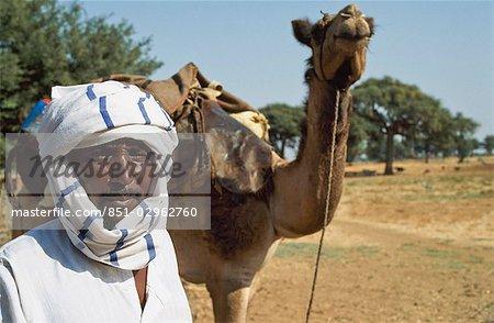 CAMEL HERDER,SUDAN