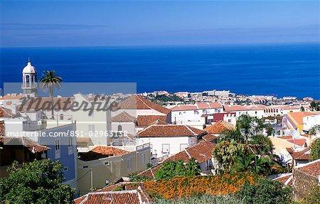 La Orotava,Tenerife,Canary Islands,Spain