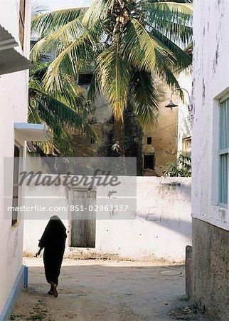 Stone Town,Zanzibar.