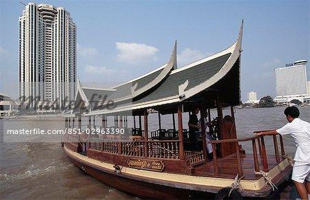 Peninsula Hotel, Bangkok, Thaïlande