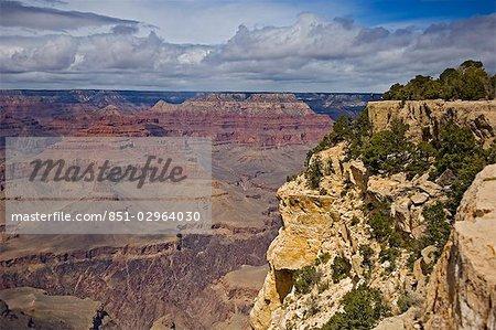 South Rim of Grand Canyon National Park,Arizona,USA