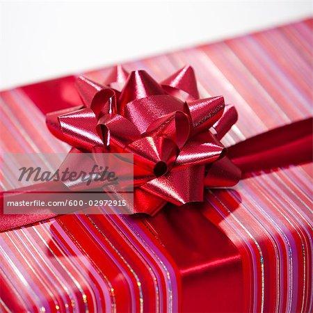 Cadeau enveloppé