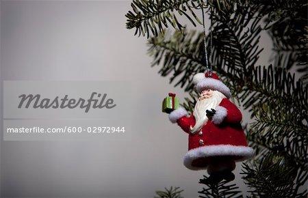 Ornement de Noël du père Noël