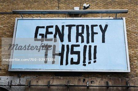 Graffiti, London, England, United Kingdom