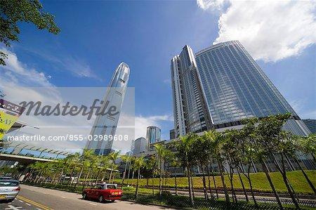 IFC complex, Central, Hong Kong