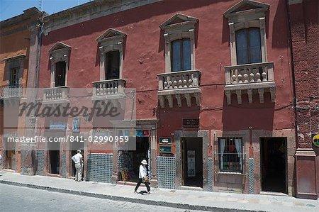 San Miguel de Allende (San Miguel), état de Guanajuato, au Mexique, en Amérique du Nord