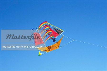 Kites, Sanur Beach, Bali, Indonesia, Southeast Asia, Asia