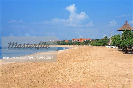 Nusa Dua beach, Grand Hyatt Hotel, Bali, Indonesia, Southeast Asia, Asia