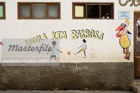Local art, Santa Maria, Sal (sel), Cap vert, Afrique