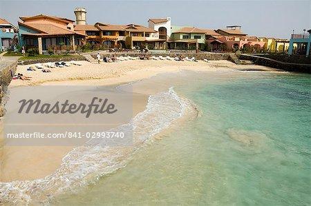 New development for booming property market, Santa Maria, Sal (Salt), Cape Verde Islands, Africa