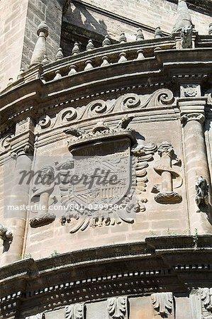 District de la cathédrale de Séville, Santa Cruz, Séville, Andalousie, Espagne, Europe