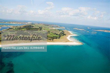 Tresco, Isles of Scilly, aus Cornwall, Vereinigtes Königreich, Europa