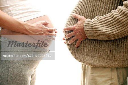 Empathie de la grossesse