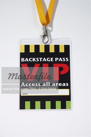 Pass VIP