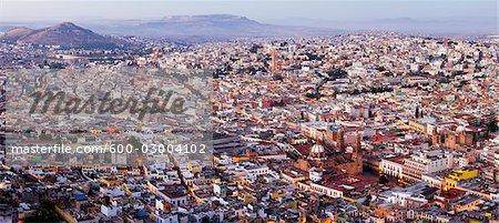 Négliger la Bufa, Zacatecas, Zacatecas, Mexique