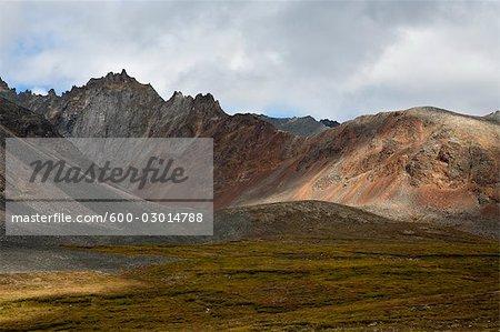 Tombstone Territorial Park, Yukon, Kanada