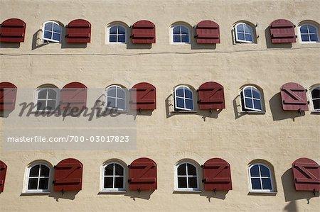 Extérieur du bâtiment, Copenhague, North Sealand, Danemark
