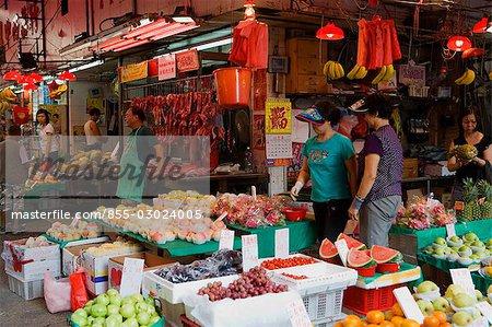 Tai Kiu market,Yuen Long,New Territories,Hong Kong