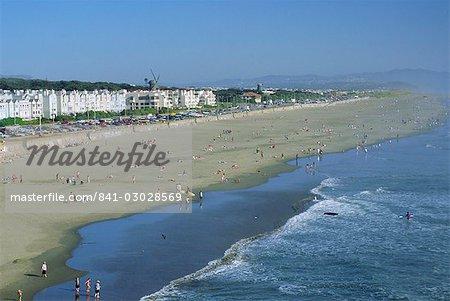 Ocean Beach, San Francisco, Californie, États-Unis d'Amérique