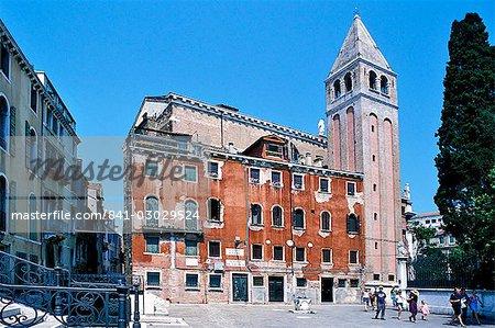 Église de San Vidal, Venise, Vénétie, Italie, Europe