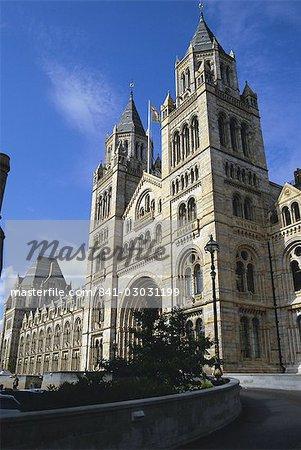 The Natural History Museum, South Kensington, London, England, United Kingdom, Europe