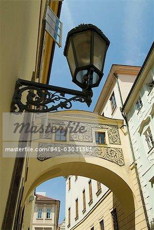 Mala Strana, Prague, Czech Republic, Europe