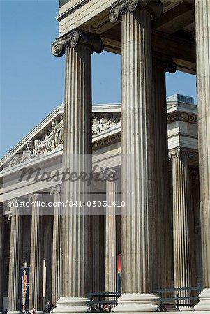 British Museum, London, England, United Kingdom, Europe